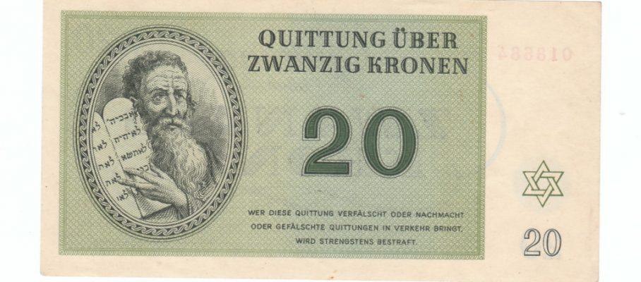 20 Kr Front